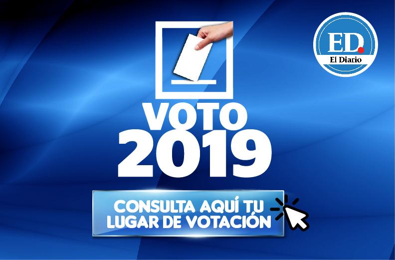 consulta tu lugar de votacion