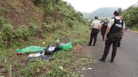 Un hombre aparece asesinado en la vía Calceta-Quiroga