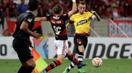 Posibles alineaciones para el partido de Barcelona vs. Flamengo
