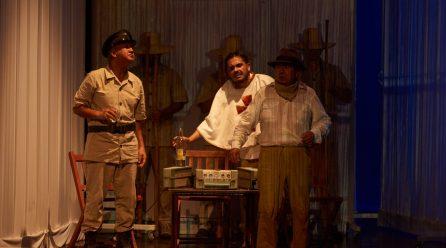 Se inaugura el Festival Internacional de Teatro con sala llena