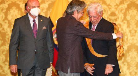 Vargas LLosa: Latinoamérica debe entender que el comunismo ha desaparecido