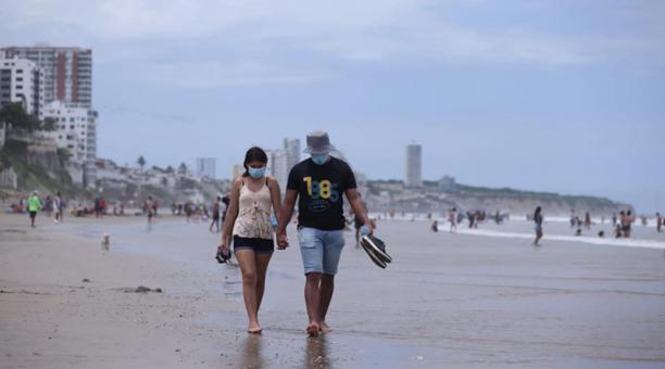 Playas de Manta permanecerán cerradas los finesde semana y feriados